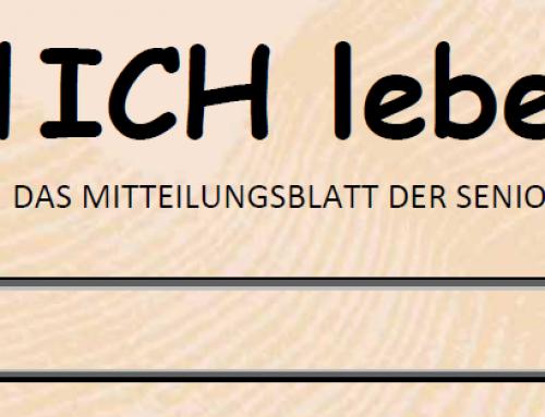 """Interview im Mitteilungsblatt """"EndlICH leben"""""""